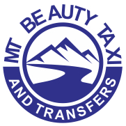 Mt Beauty Taxi logo